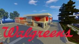Walgreens Interior | Artenia Minecraft Map & Project