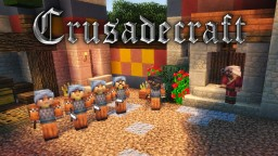 CrusadeCraft [Historical Roleplay] Minecraft Server