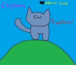 Warrior Cats Fanfic: Skyleaf's Prophecy! (With Kaomoji!) Minecraft Blog Post