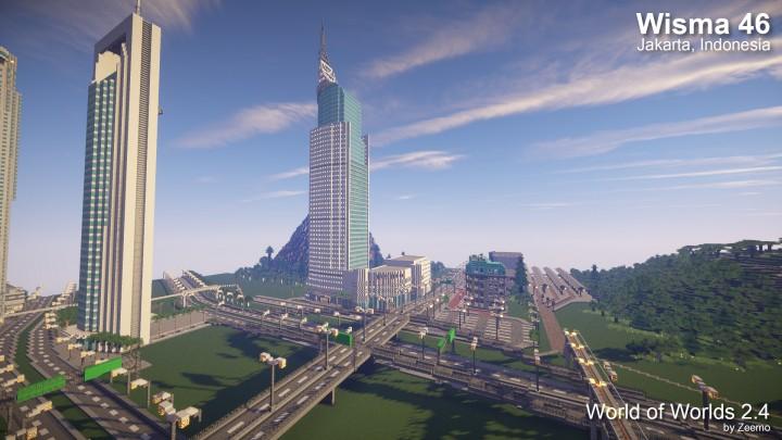 Wisma 46 building
