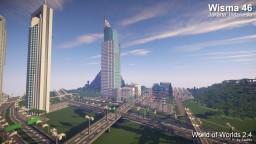 Wisma 46, Jakarta, Indonesia Minecraft Map & Project