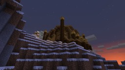 ICE Base Minecraft Map & Project