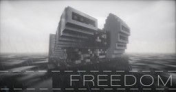 [FREEDOM] Modern House Minecraft Map & Project