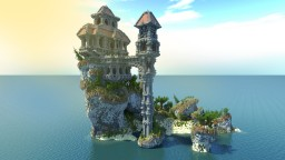 Island Manor Minecraft