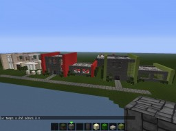 mes construction Minecraft Map & Project