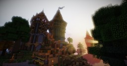 Forestville Minecraft Map & Project