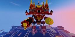 Imperator Class Titan: Warhammer 40K Minecraft Project
