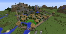 A Medieval Minecraft Map Minecraft Map & Project