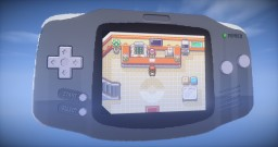 Working Pokemon FireRed GBA Minecraft Map & Project