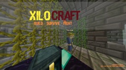 Xilocraft | Fallout Themed Server | Review Minecraft Blog Post