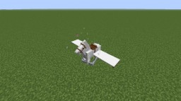 Pegasus in Vanilla Minecraft 1.10 Minecraft Project