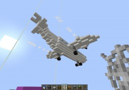 EVC Airlines Minecraft Map & Project