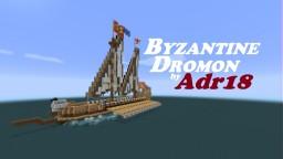 Byzantine Dromon (+Download) Minecraft Map & Project