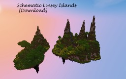 Schematic Linsey Island [Download] Minecraft Map & Project