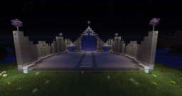 Survival World Spawn Point Minecraft Map & Project