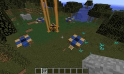 Survival Games Swamp Map 1.10.2!! Minecraft Map & Project