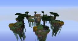 Just Completed Skywars Minecraft Map & Project