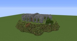 Stone Hall Minecraft Map & Project