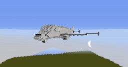 Airbus Beluga (A300-600 ST)  (no paint) Minecraft Map & Project