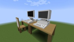 new mac and old mac Minecraft Map & Project