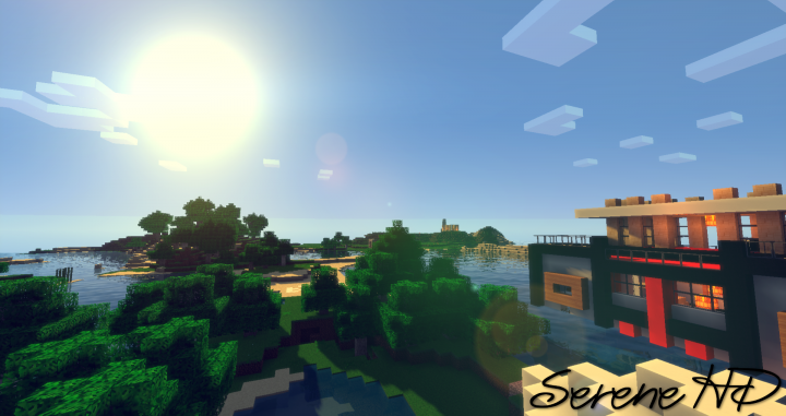 2016 06 28 03005210288458 [1.10] Serene HD Realistic Texture Pack Download