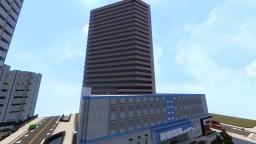 OperationRealism | Wells Fargo Plaza & Ross building Minecraft Project