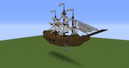 Wooden Ship Minecraft Project