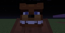 Freddy Fazbear in Only One Command Minecraft Project