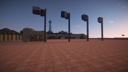 Kings Dominion Minecraft Map & Project