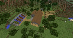 Pre-made Survival Map! Minecraft