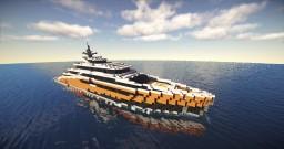 Anima  Yacht Minecraft Project