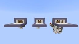 Three different Auto Smelters/Furnace Machines (Char Coal Machine) Minecraft