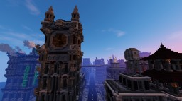Minecraft Gotham City (Unfinished) Minecraft Map & Project