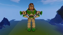 """To Infinity and Beyond!"" Minecraft"