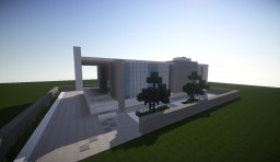 Minimalist House #7 Minecraft Map & Project