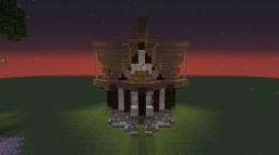 Mini Medieval House