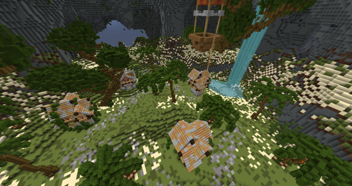 kitpvp map download Minecraft Project on