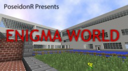 Enigma World Minecraft Map & Project