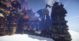 Spawn PvP Fantasy [400X300] Minecraft Project
