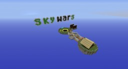 Lobby SkyWars (CyberCraft 2015) Alterada! Minecraft Map & Project
