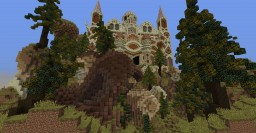 The Palace of Arun Da'al Minecraft Project