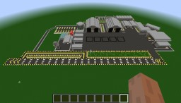 GTA V Army Base Minecraft