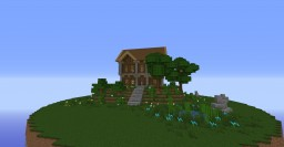 Rustic Mansion Minecraft Map & Project