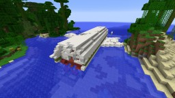 Plane Crash Survival (DISCONTINUED) Minecraft Map & Project