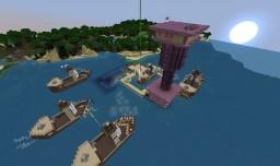 Dark Nights Spawn Minecraft Map & Project
