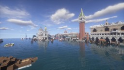 Venice City | Download Link Minecraft Map & Project