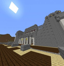Kingdom of Therwood: Ampitheatre Minecraft Map & Project