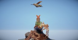 Un oiseau et d'autres choses Minecraft Map & Project