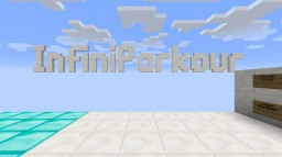 InfiniParkour Minecraft Map & Project