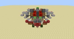 The Supper Lagger Minecraft Project